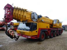 Cẩu lốp 200 tấn Grove GMK5200